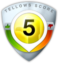 tellows Rating for  0208769337 : Score 5