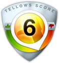 tellows Rating for  02036345744 : Score 6