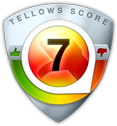 tellows Rating for  02036347617 : Score 7