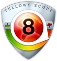 Tellows Score 8 zu 08442843421