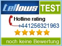 tellows Bewertung +441256321963