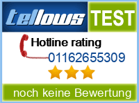 tellows Bewertung 01162655309