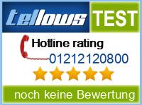 tellows Bewertung 01212120800
