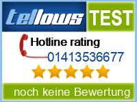tellows Bewertung 01413536677