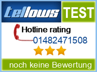 tellows Bewertung 01482471508
