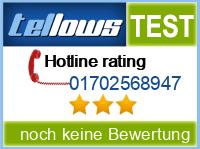 tellows Bewertung 01702568947