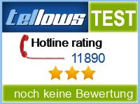 tellows Bewertung 11890